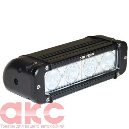 Фара Off-road 40W (4*10W) CREE (с линзой) дальний свет