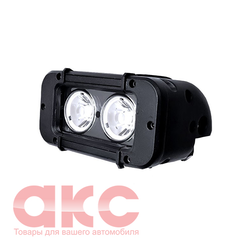 Фара Off-road 20W (2*10W) CREE (с линзой) дальний свет